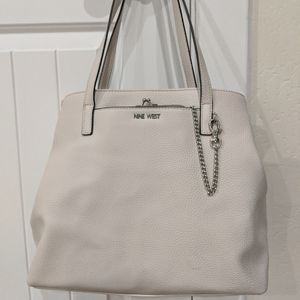 Nine West Cream Purse